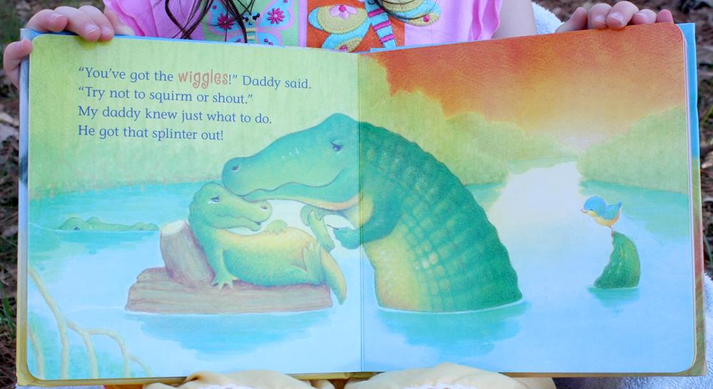 God Bless My Boo Boo Alligators