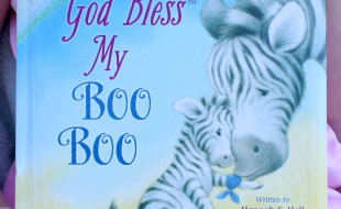 God Bless My Boo Boo Cover