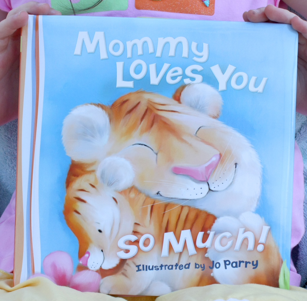 Mommy Loves You Cover