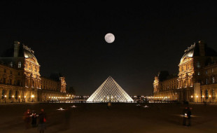 The Louvre by photophilde on flickr