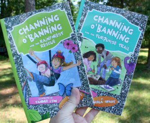 Channing OBanning Covers