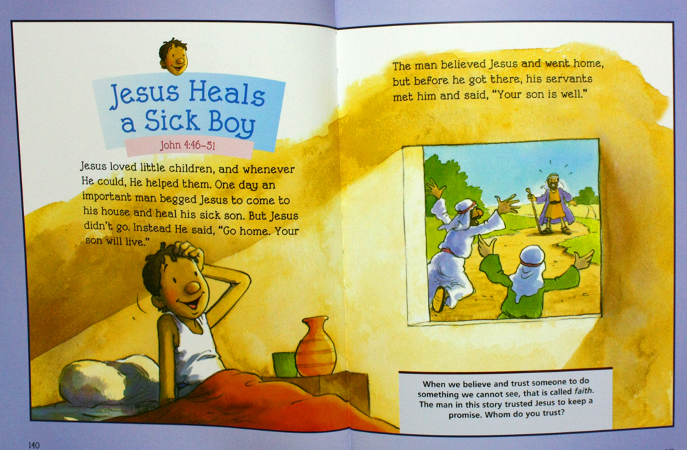 5 Minute Bible Stories 3