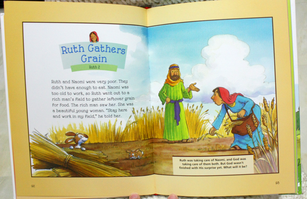 5 Minute Bible Stories 4