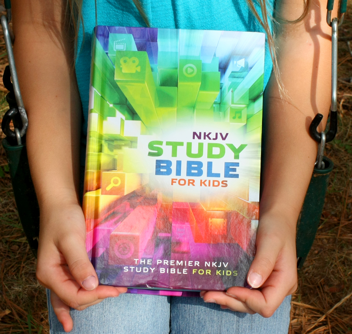 The NKJV Study Bible For Kids Book Review