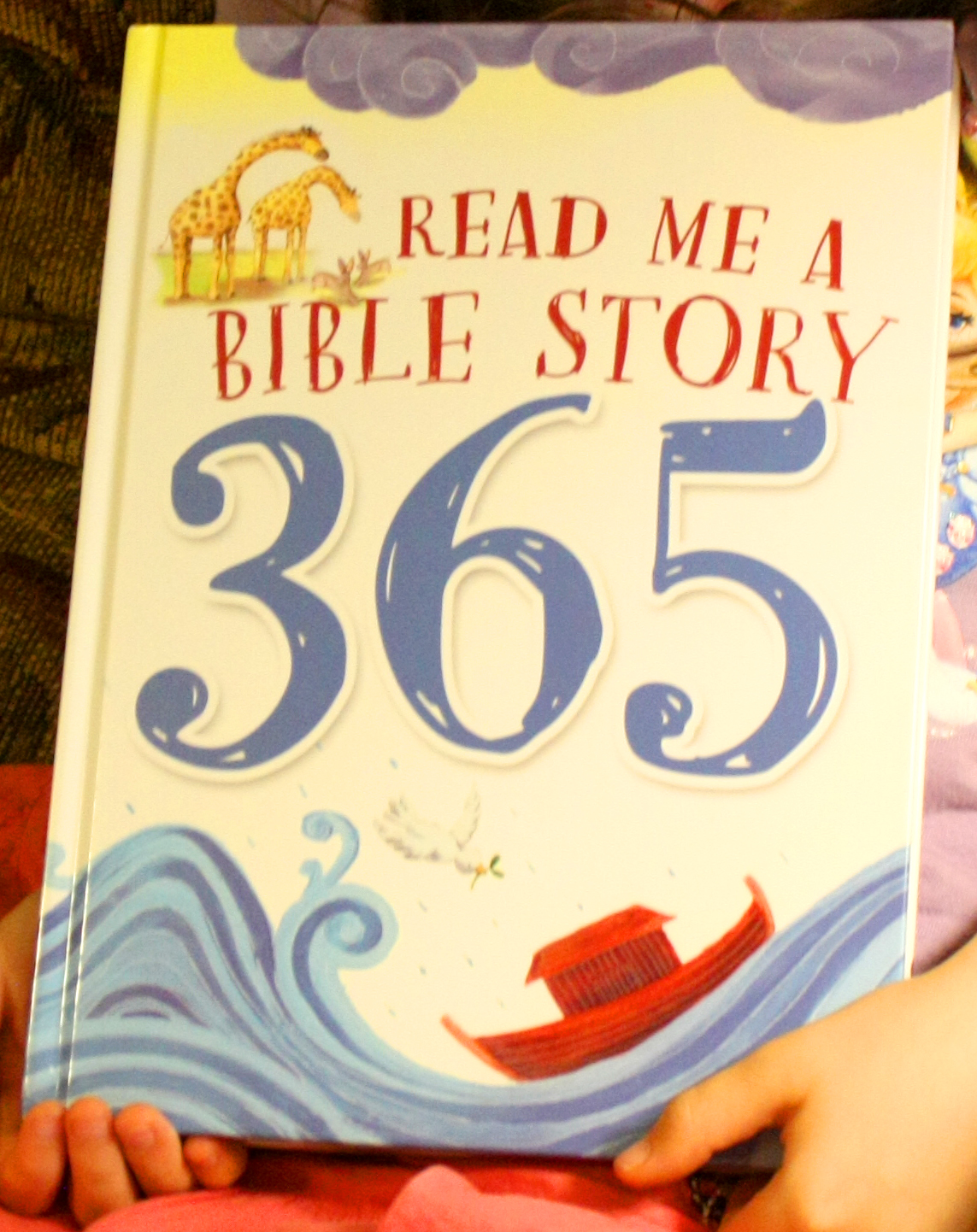 Read Me A Bible Story 365 2