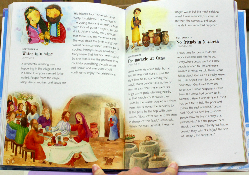 Read Me A Bible Story 365 2