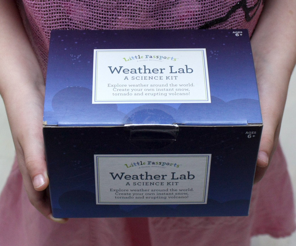 LP Weather Lab 2