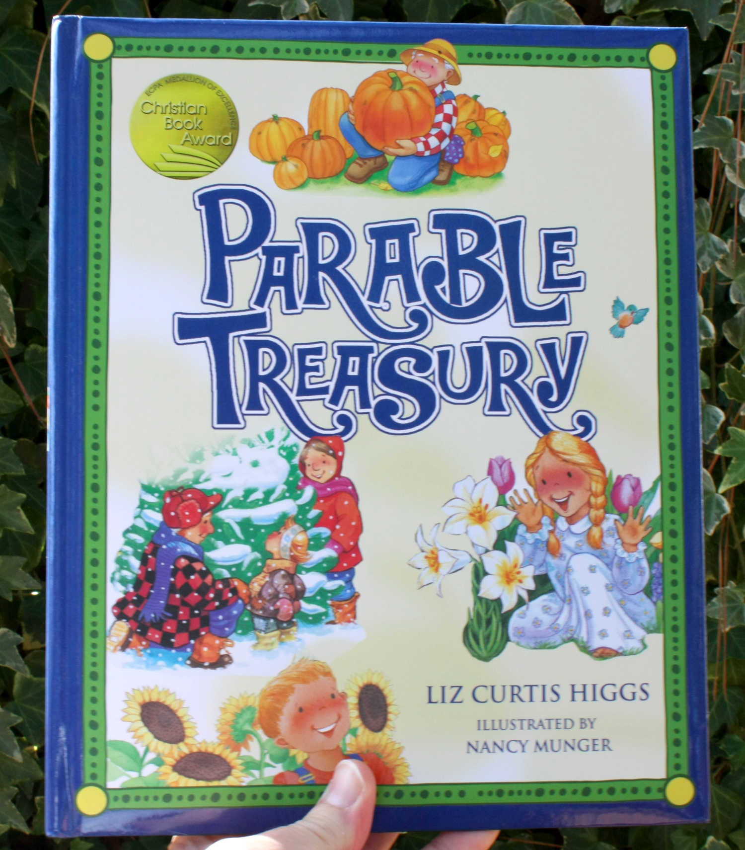 Nov 2015 Parable Treasury 5