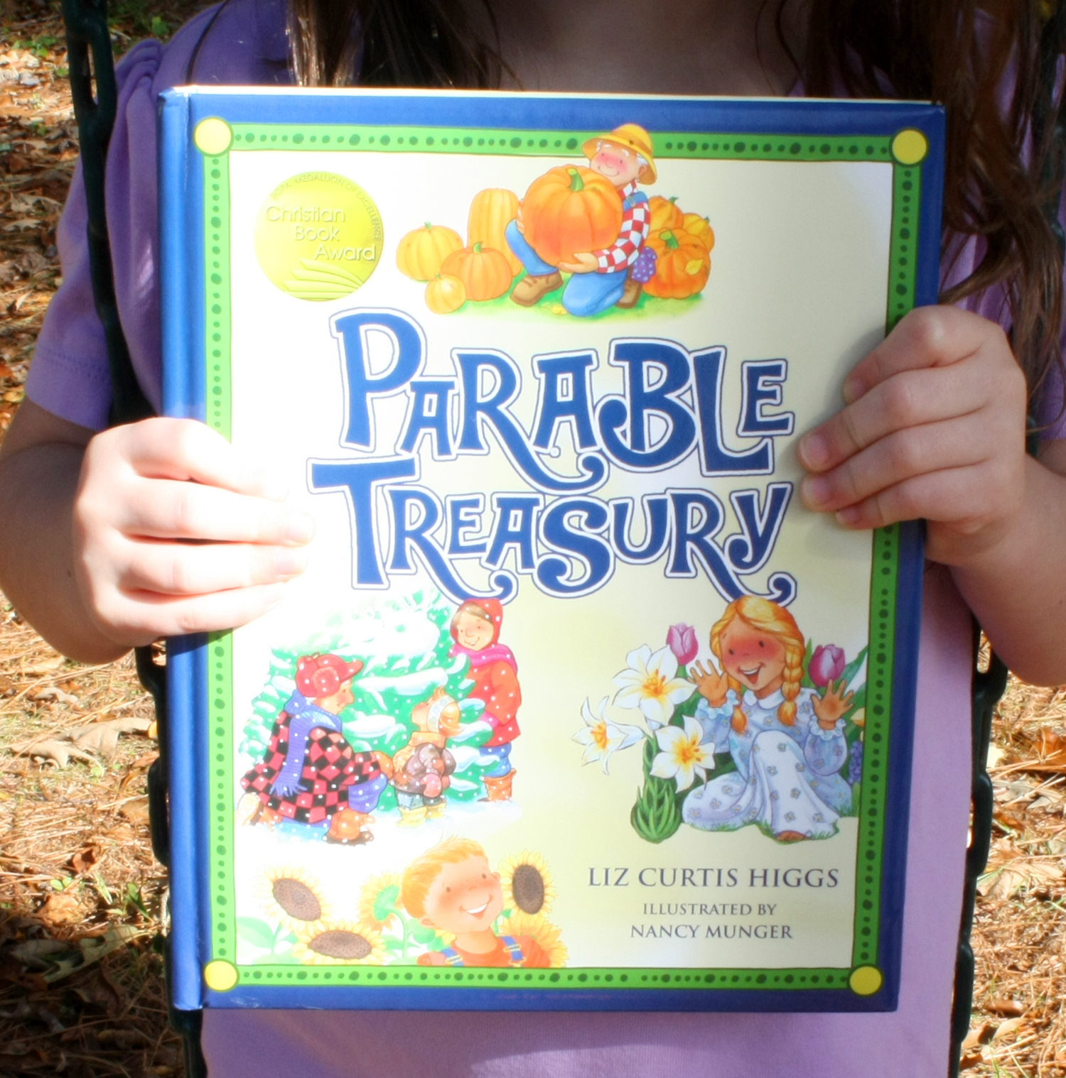 Nov 2015 Parable Treasury Cover