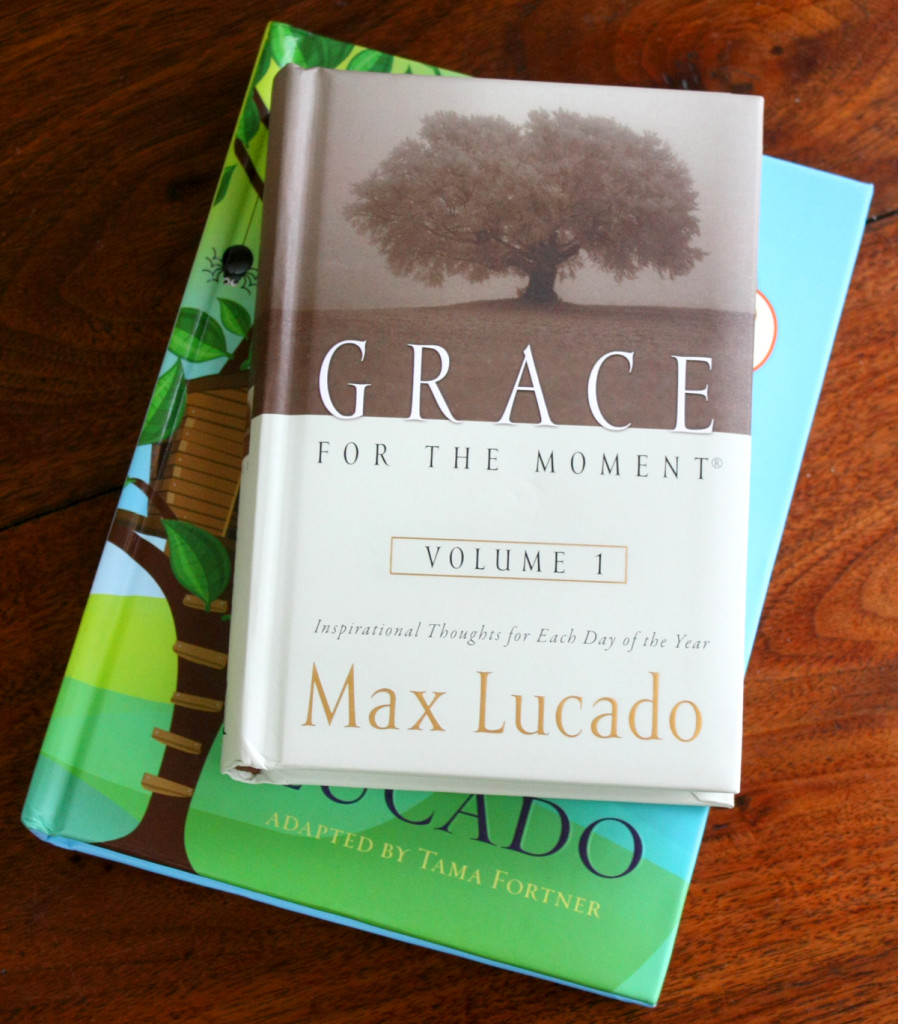 Grace For The Moment Books