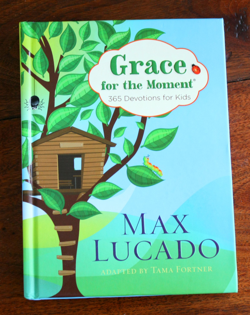 Grace For The Moment For Kids