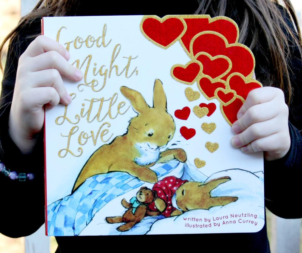 Good Night Little Love Cover