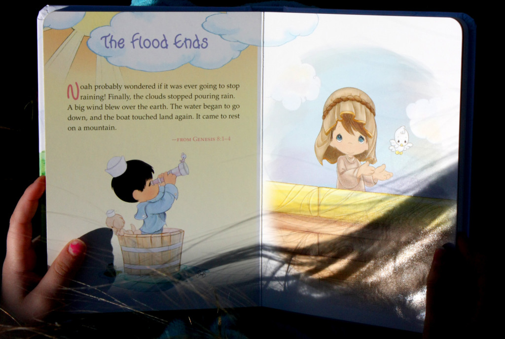 My Noahs Ark Storybook Inside 1