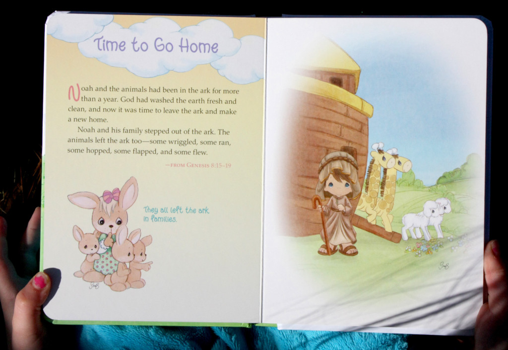 My Noahs Ark Storybook Inside 2