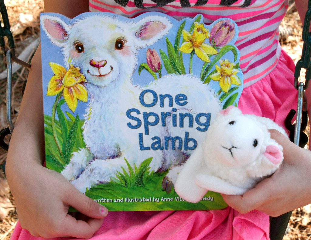 One Spring Lamb Cover