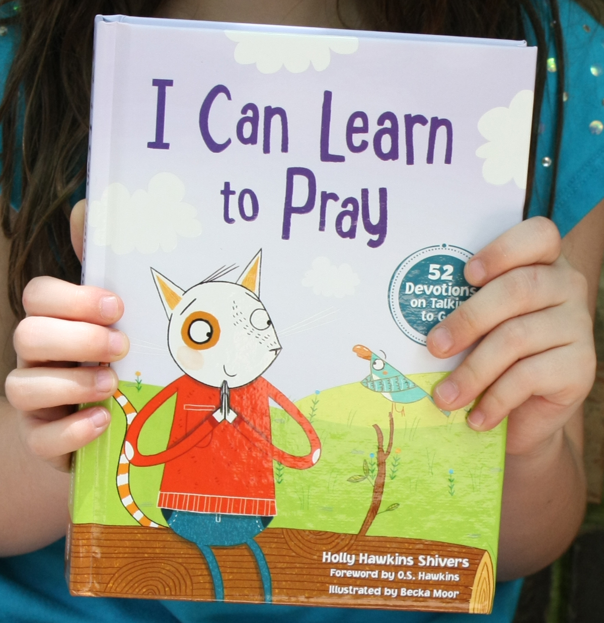 I Can Learn To Pray Cover