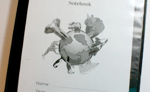 Zoology Science Notebook l