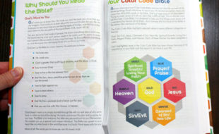 color code Bible